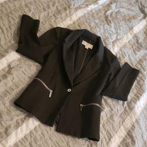 Brand New Gray Michael Kors Blazer